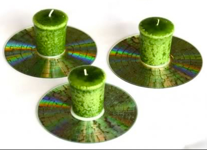 upcycle cds